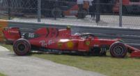 Afbeelding: UPDATE: Geen gridstraf voor Leclerc na motorprobleem in VT3