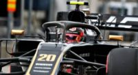 """Image: Magnussen realistic for team's home race: """"We're probably just outside top 10"""""""