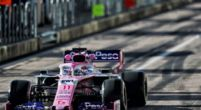 Afbeelding: Perez start GP van Verenigde Staten vanuit pits omdat hij weegmoment miste