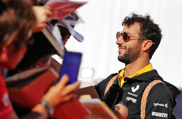Ricciardo looks to get the horns out and attack during US GP
