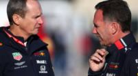 """Image: Christian Horner: """"It's clear we've had a competitive car here this weekend"""""""