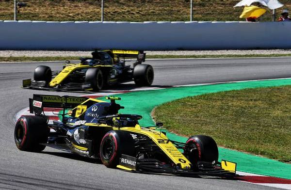 Renault happy with second double points finish on the bounce
