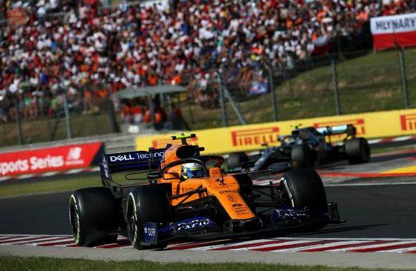 McLaren komt met statement na beëindiging samenwerking Petrobras
