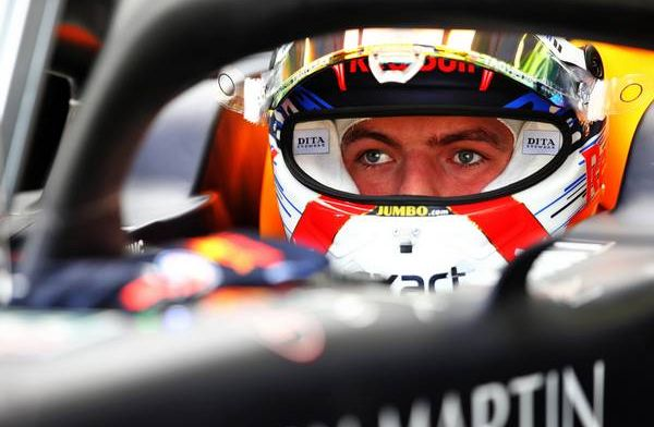 Max Verstappen: I was missing a big piece of my floor at the US Grand Prix