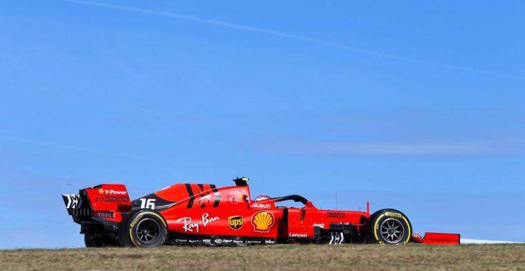 Ferrari had dankzij snelle brandstoftoevoer 'wel 70 pk extra'