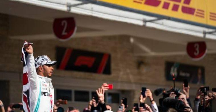 Hamilton dedicates sixth World Championship to Niki Lauda