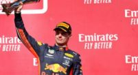 Afbeelding: Verstappen na podium GPblog Driver of the Day in de Verenigde Staten