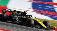 "Image: Hulkenberg ""really happy"" with United States GP P9"