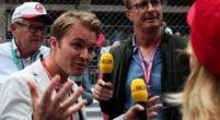 Image: Nico Rosberg tells Valtteri Bottas how to beat Lewis Hamilton