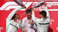 Afbeelding: De stand in het constructeurskampioenschap: 'Red Bull heeft geen kans meer'