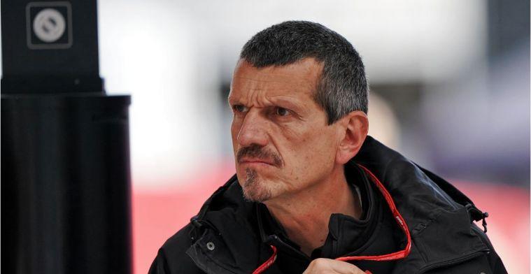 Steiner over de stand van zaken bij Haas: Elftal met alleen maar verdedigers