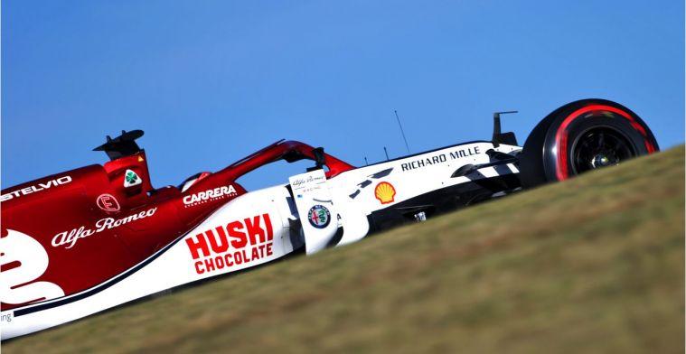 Raikkonen teleurgesteld: Had net zo goed als laatste kunnen finishen in Austin