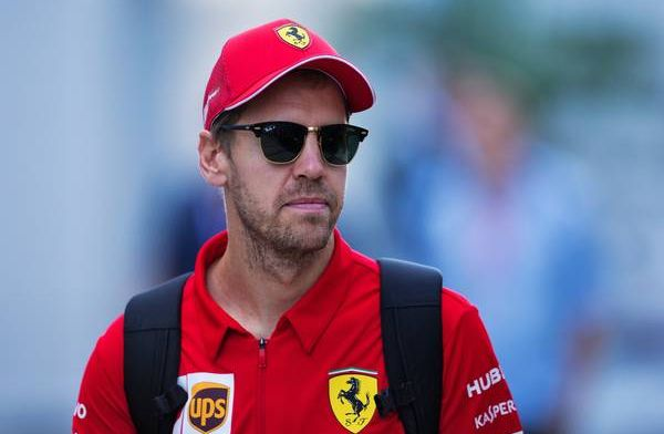 Brundle: The Prancing Horses had a mare