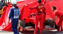 Image: Ferrari to assess the damage caused to Charles Leclerc's engine