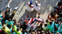 """Afbeelding: Teamleden Mercedes over Hamilton: """"Kan niets bedenken wat hij fout heeft gedaan"""""""