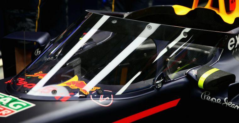 Aeroscherm van Red Bull geprezen: Dit maakt het veel veiliger voor coureurs