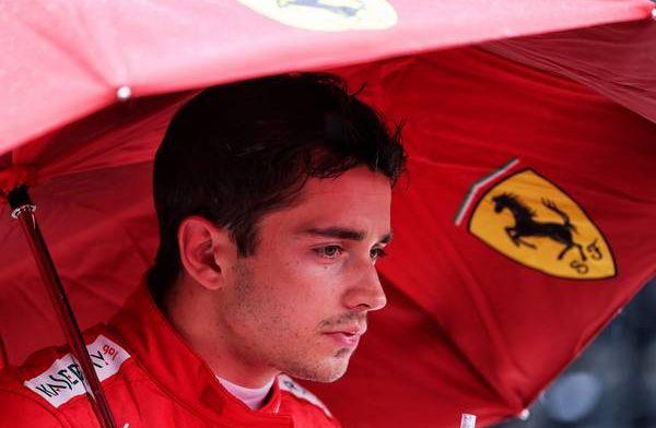 Leclerc announces new karting venture