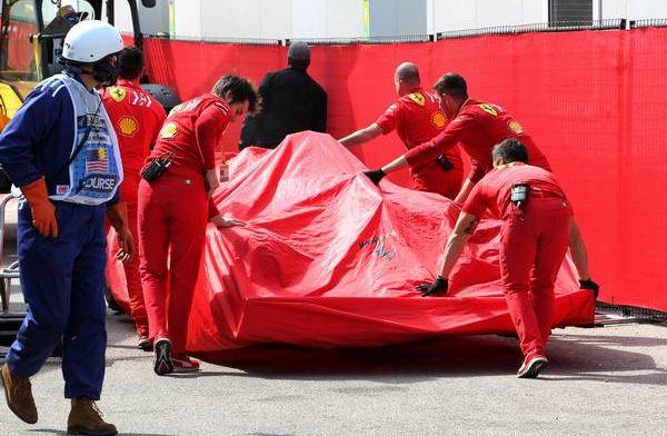 Te vroeg gejuicht over illegaliteit Ferrari-motor