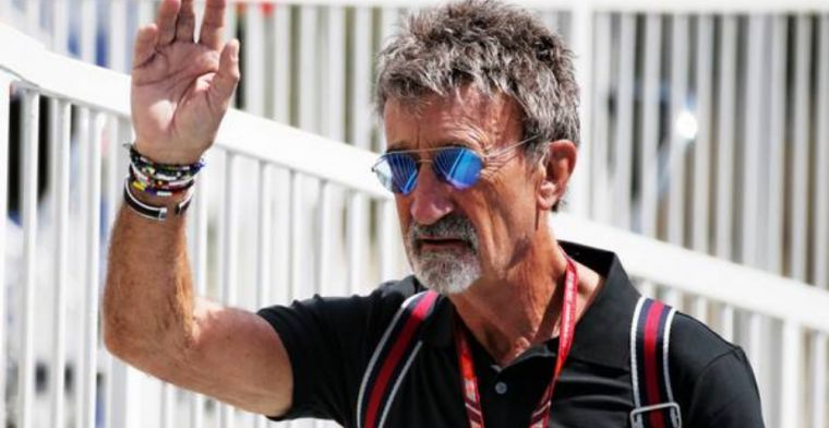Hamilton better than Schumacher? Eddie Jordan says so!
