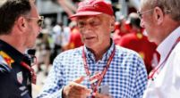 """Image: Mercedes' Andrew Shovlin says the team """"has done Niki proud"""""""
