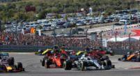 """Afbeelding: Mercedes blikt terug op GP Amerika: """"Deze hobbels vereisten een andere aanpak"""""""
