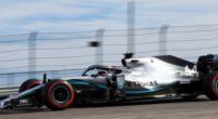 Afbeelding: Mercedes komt met verklaring voor teleurstellende kwalificatie Hamilton in Austin