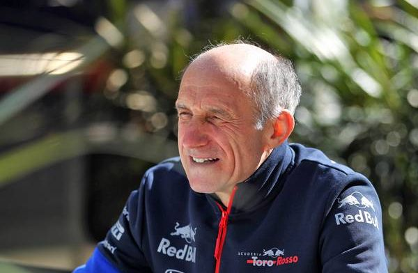 Toro Rosso expect to struggle until at least 2023