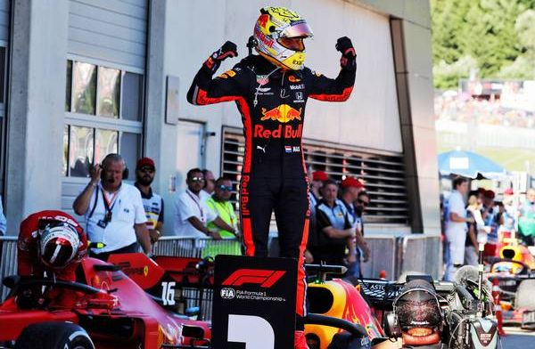 Verstappen picks favourite moment of 2019 season: It all came together that day
