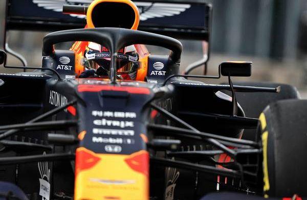 """Verstappen legt zich neer bij sponsortaken: """"Je komt er niet onderuit in F1"""