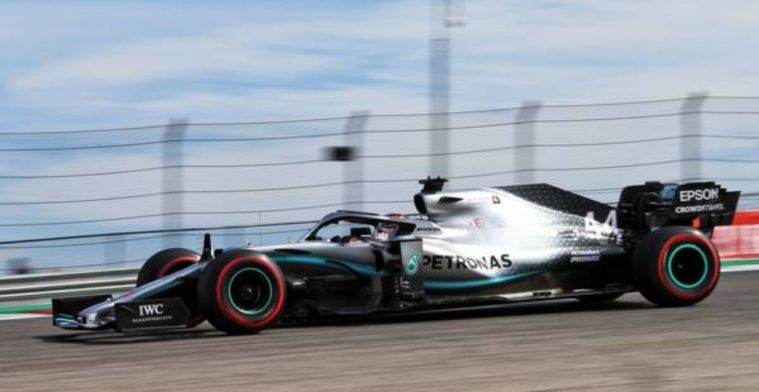 Hamilton targeting perfection despite sixth World Championship