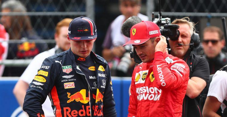 Ik sluit niet uit dat Leclerc vóór Verstappen kampioen wordt