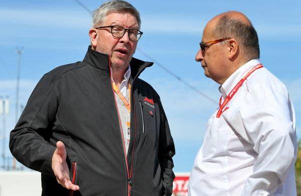 ''De Formule 1 mag niet meer worden geblokkeerd door de teams''