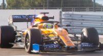 Afbeelding: Weer zit mee in Frankrijk: McLaren werkt dik 100 rondjes af tijdens tweede testdag