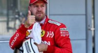 Image: Vettel admits he's against the restriction of changing helmets