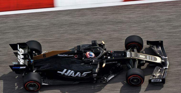Toekomst van Haas in Formule 1 'wordt besproken', maar Steiner is optimistisch