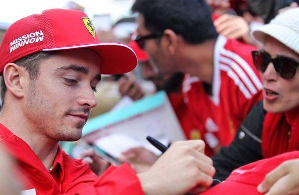 Gridstraf voor Leclerc in Brazilië?