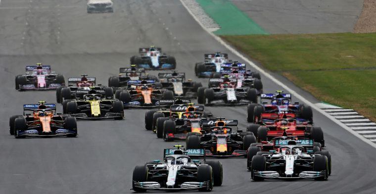 Als een team dreigt met vertrek uit Formule 1, voeg dan ook daad bij woord