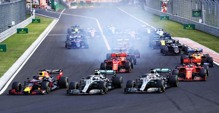 Mercedes ook in 2020 titelfavoriet: Kan Red Bull concurreren in deze situatie?