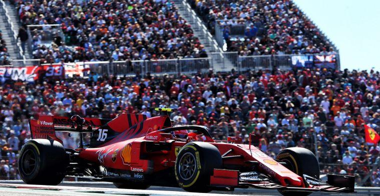 Brandstoftoevoertruc uitgelegd: Teams bepalen het interval zelf, niet de FIA