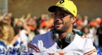 """Afbeelding: Teambaas Abiteboul lovend over Ricciardo: """"Hij neemt veel op zich"""""""