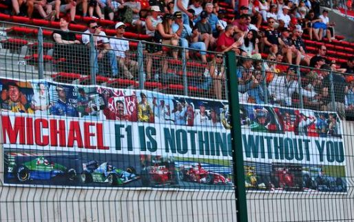 Michael Schumacher's wife on the F1 legend: