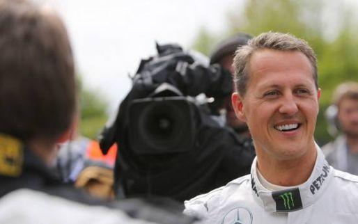 ''Wij zullen Michael Schumacher nog eens allemaal zien''
