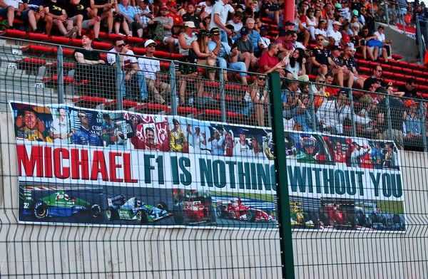 Michael Schumacher's wife on the F1 legend: He is in the very best of hands