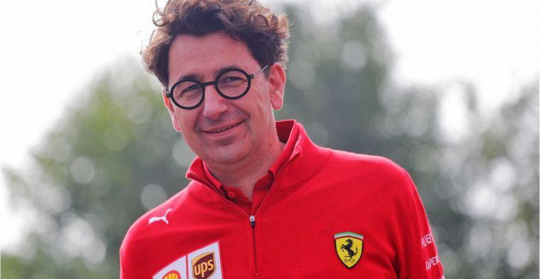 Ferrari verwacht dat de topteams in 2021 de topteams zullen blijven