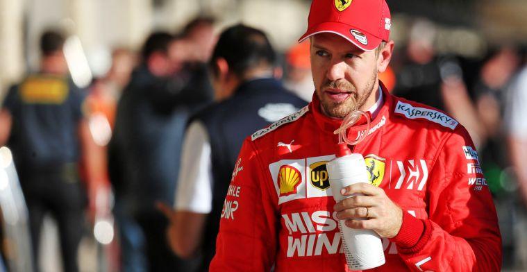 De focus zal liggen op zaterdag voor Sebastian Vettel in de laatste twee races