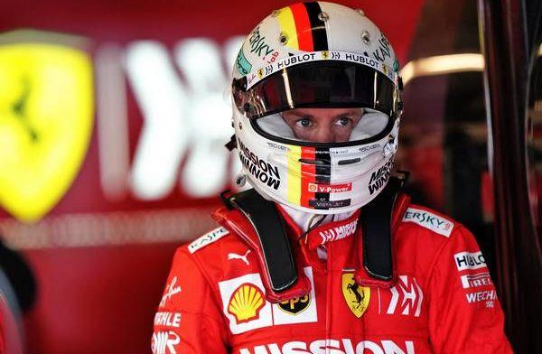 Vettel viert feest tijdens de Grand Prix van Brazilië