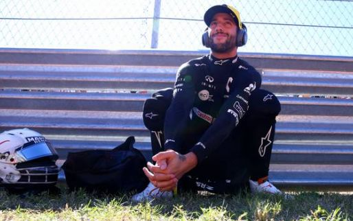 Daniel Ricciardo ready for 'interesting weather' at Interlagos