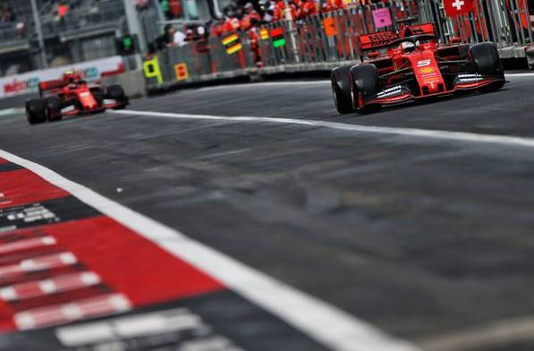 Keeping Vettel and Leclerc together can only do Ferrari good