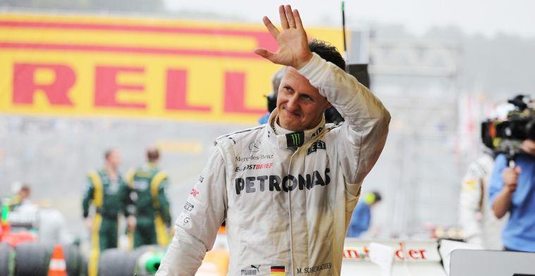 Schumacher overwoog na de dood van Senna de handdoek in de ring te werpen