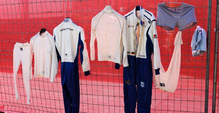 FIA neemt voorzorgsmaatregel: Nieuwe kledingvoorschriften voor coureurs vanaf 2020